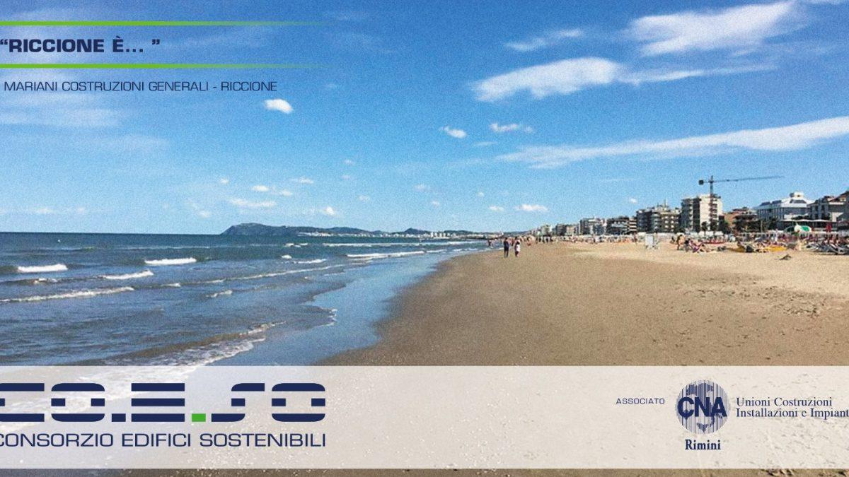 Mariani Costruzioni fa parte del Consorzio Edifici Sostenibili di Rimini